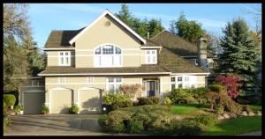 Skylight Homebuilders Lake Oswego house 1