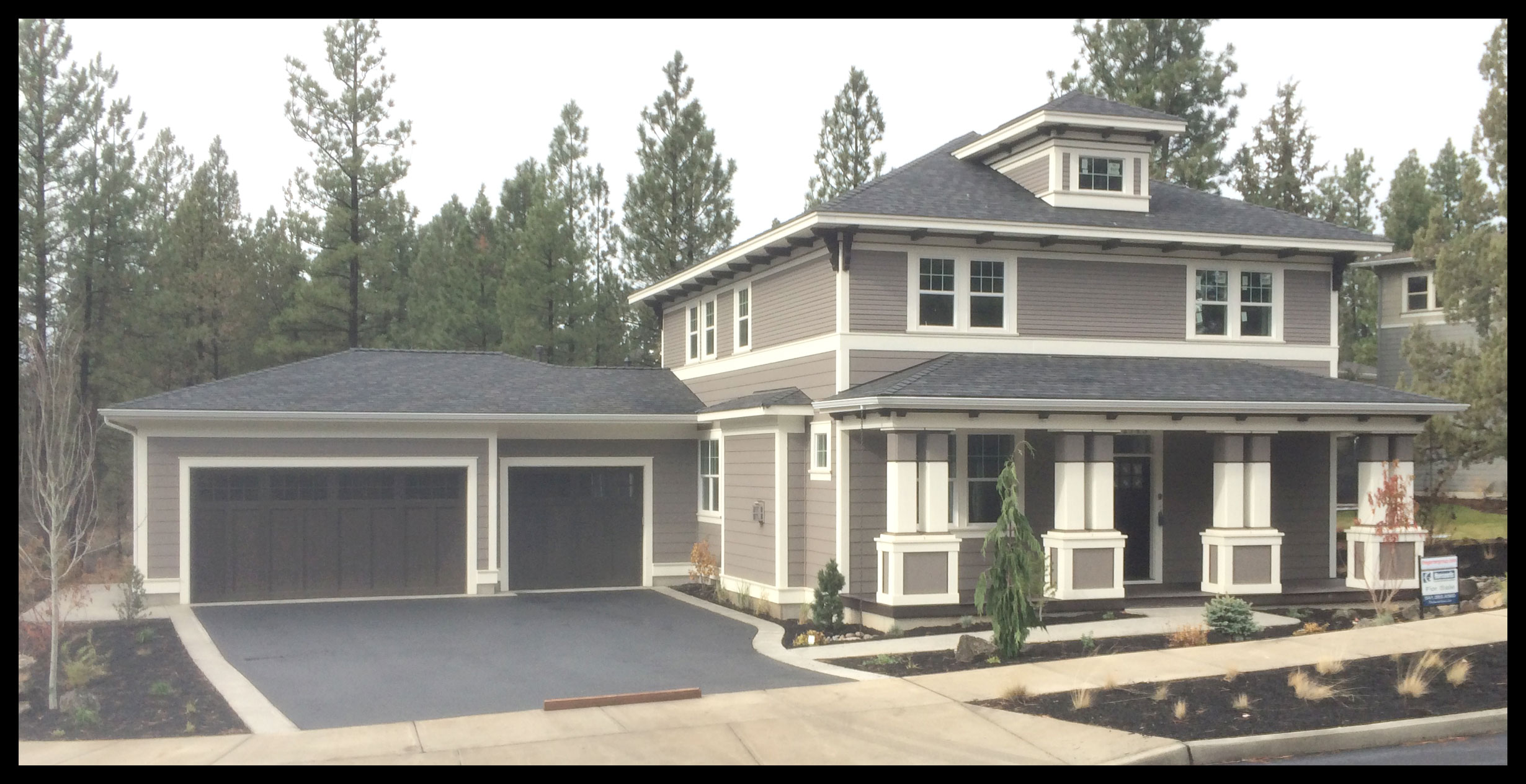 Lot 1 sold skylight homebuilders for On your lot builders oregon