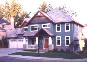 Skylight Homebuilders Portland Forest Heights house 1
