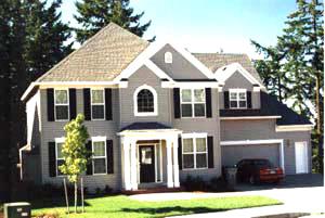 Skylight Homebuilders Tigard house 1