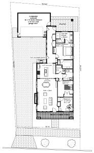 Main floor lot 1 april 2017