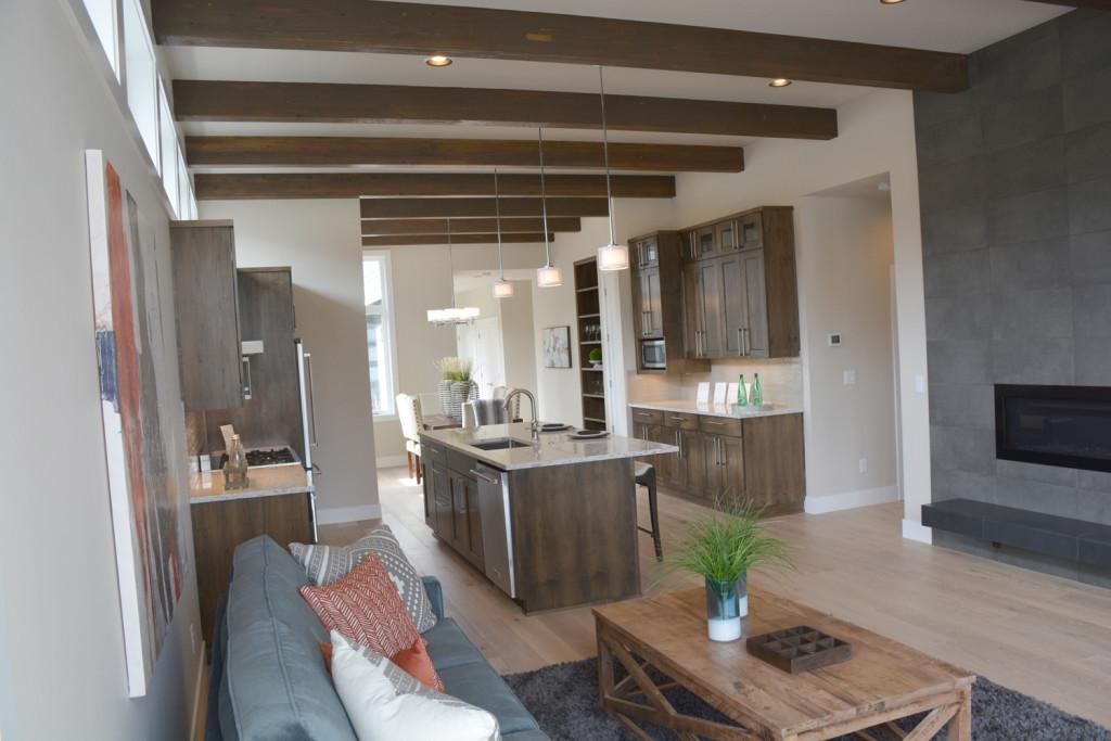 Model Home BrooksMill Estates Bend 3