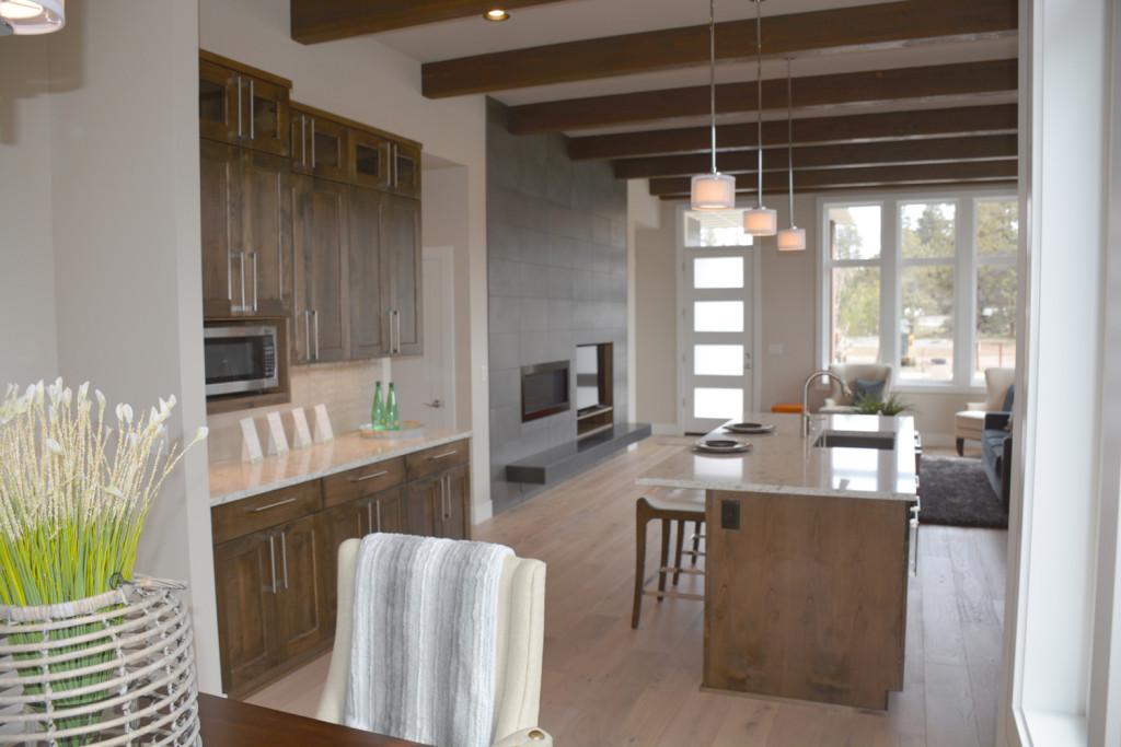 Model Home BrooksMill Estates Bend 7